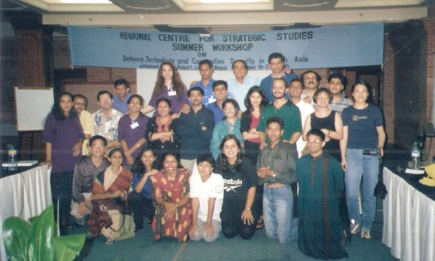 Eighth Summer Workshop Defence Technology and Cooperative Security in South Asia 2000