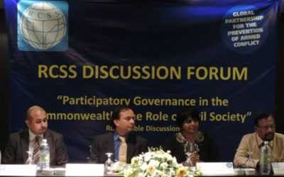 Participatory Governance in the Commonwealth: The Role of Civil Society