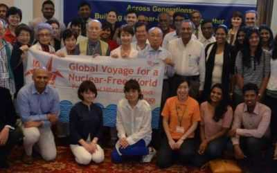 Across Generations: Building a Nuclear Free World Together