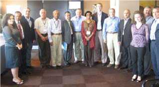 RNSSC Working Group Meetings in Colombo