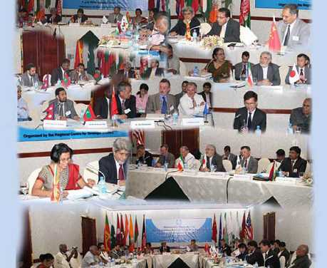 RCSS Roundtable on the Expanding Role of SAARC