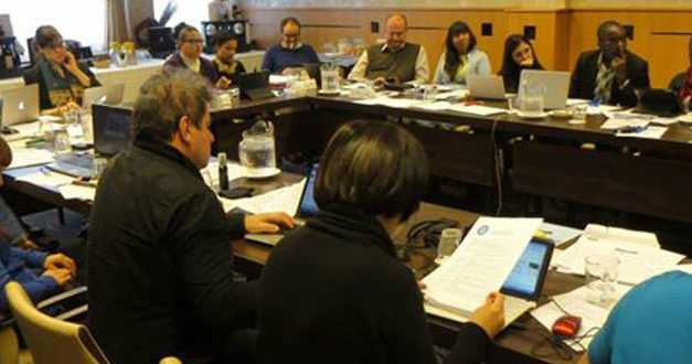 GPPAC RLO & PSC Meeting