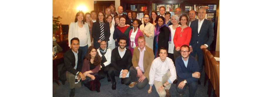 GPPAC International Steering Group Meeting 2015