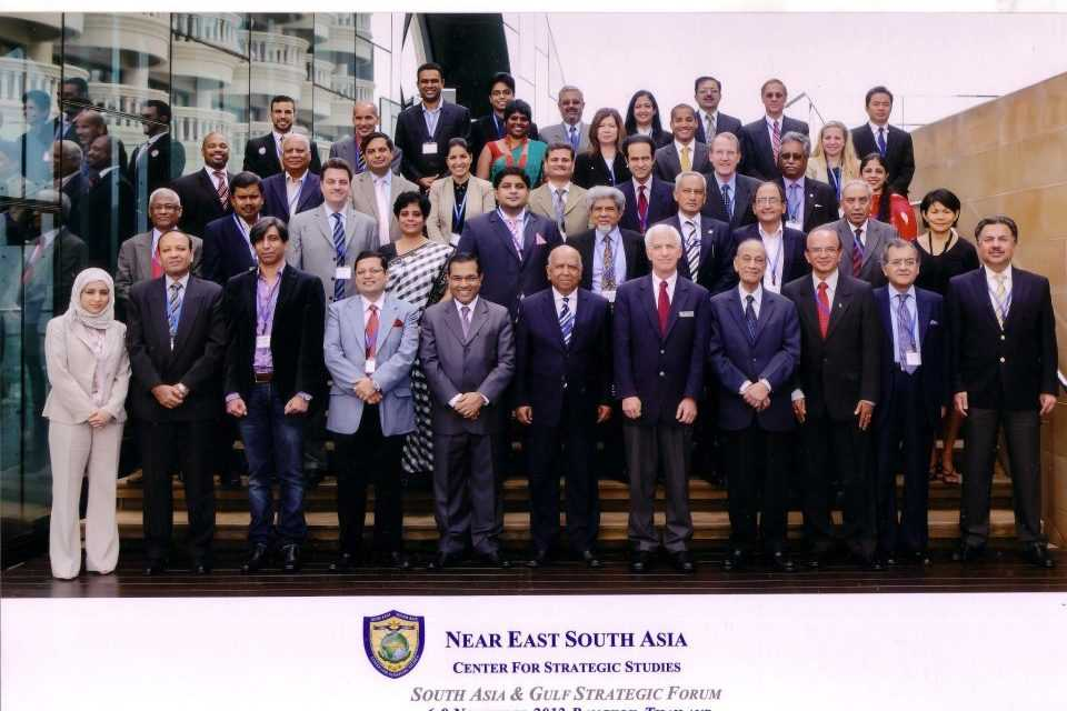 NESA Strategic Forum on Water and Energy Security in South Asia