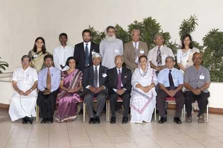 "Seminar on ""From Winning the War to Winning Peace: Postwar Rebuilding of the Society in Sri Lanka"""