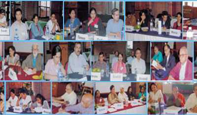 Winter Workshop on Sources of Conflict in South Asia: 2004