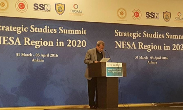 Strategic Studies Summit: NESA Region in 2020
