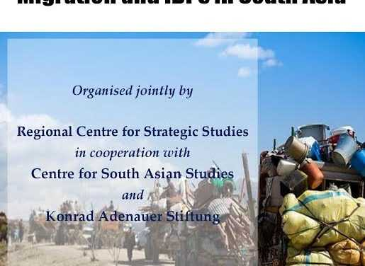 Regional Conference on Migration and IDPs in South Asia