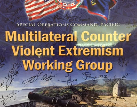 Multilateral Counter Violent Extremism Working Group – Guam Conference