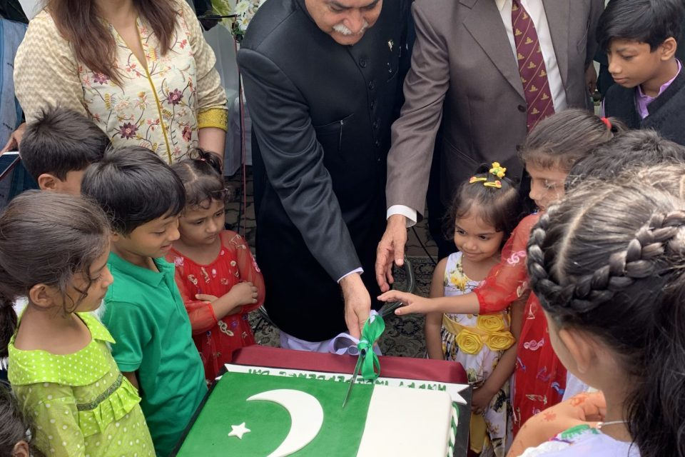 Pakistan Celebrates 73rd Independence Day